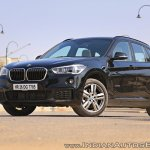 BMW X1 M Sport review front angle low