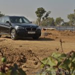 BMW X1 M Sport review front three quarters