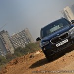 BMW X1 M Sport review front