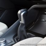 BMW X1 M Sport review gear selector