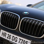 BMW X1 M Sport review grille