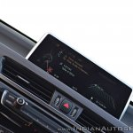 BMW X1 M Sport review iDrive display