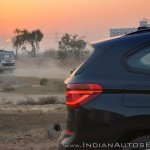 BMW X1 M Sport review tail side