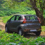 Datsun redi-GO 1.0 AMT rear three quarters