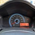 Datsun redi-GO Smart Drive Auto instrument console