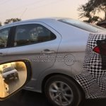 Export-spec 2018 Ford Aspire (2018 Ford Figo Sedan) spy shot
