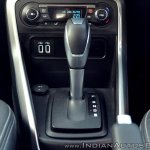 Ford EcoSport Petrol AT review gear selector