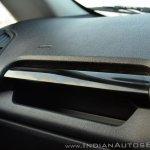 Ford EcoSport Petrol AT review grab handle