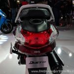 Hero Duet 125 tail light at 2018 Auto Expo