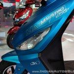 Hero Maestro Edge 125 indicator at 2018 Auto Expo