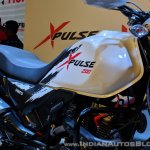 Hero XPulse 200 tank at 2018 Auto Expo