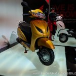 Honda Activa 5G front right quarter at 2018 Auto Expo