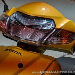 Honda Activa 5G headlamp at 2018 Auto Expo