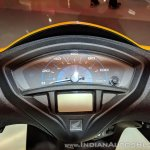 Honda Activa 5G instrument cluster at 2018 Auto Expo