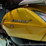 Honda Activa 5G logo at 2018 Auto Expo