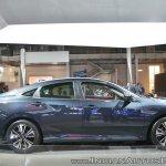 Honda Civic profile at Auto Expo 2018