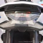 Honda PCX Electric Concept tail light at 2018 Auto Expo