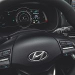 Hyundai Kona Electric instrument cluster