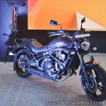 Kawasaki Vulcan S front right quarter at 2018 Auto Expo