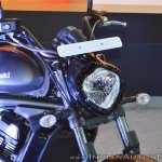 Kawasaki Vulcan S headlight at 2018 Auto Expo