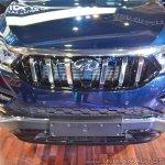 Mahindra Rexton front fascia at Auto Expo 2018
