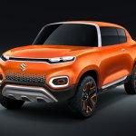 Maruti Future S Concept front three quarters