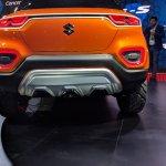 Maruti Future S Concept rear fascia