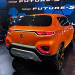 Maruti Future S Concept rear three quarters