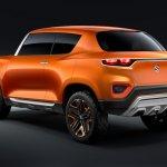 Maruti Future S Concept rear three quarters