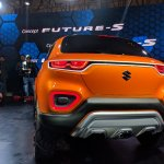 Maruti Future S Concept rear