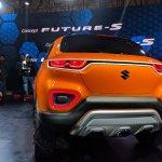 Maruti Future S Concept rear