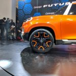 Maruti Future S Concept wheel