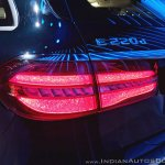 Mercedes E-Class All-Terrain tail lamp at Auto Expo 2018