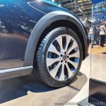 Mercedes E-Class All-Terrain wheel at Auto Expo 2018