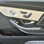 Mercedes-Maybach S 650 Saloon door panel at Auto Expo 2018