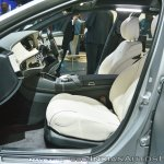 Mercedes-Maybach S 650 Saloon front seats at Auto Expo 2018