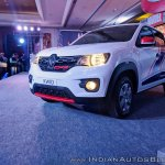 Renault Kwid Captain America Edition front angle