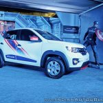 Renault Kwid Captain America Edition