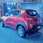 Renault Kwid Ironman rear angle