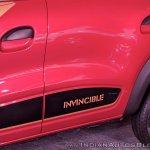 Renault Kwid Ironman side