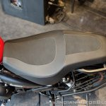 Royal Enfield Thunderbird 350X Red seat India launch