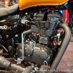 Royal Enfield Thunderbird 500X Orange engine India launch
