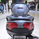 Suzuki Burgman 650 tail light at 2018 Auto Expo