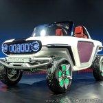 Suzuki e-Survivor concept front angle