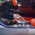 Suzuki e-Survivor concept gear selector
