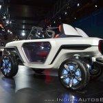Suzuki e-Survivor concept rear three quarters