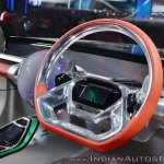 Suzuki e-Survivor concept steering