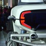 Suzuki e-Survivor concept tail light