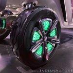 Suzuki e-Survivor concept wheels