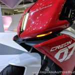 TVS Creon Concept apron panel at 2018 Auto Expo